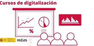 Cursos de digitalización RED-es